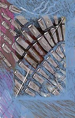 Mixed Media - Assembling by Al Goldfarb