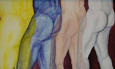 Painting - Assets by Charla Van Vlack