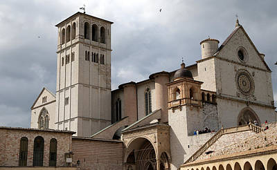 Photograph - Assisi Italy 10 by Andrew Fare