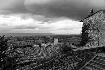 Photograph - Assisi Italy 15b by Andrew Fare