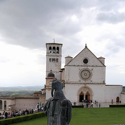 Photograph - Assisi Italy 5 by Andrew Fare