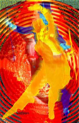 Digital Art - Astaire Way To Heaven by Seth Weaver