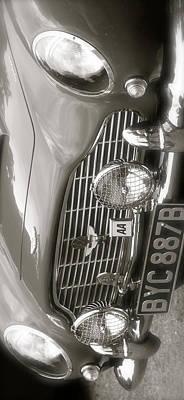 Photograph - Aston Martin Db5 Smart Phone Case by John Colley