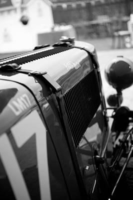 Photograph - Aston Martin Lm by Robert Phelan
