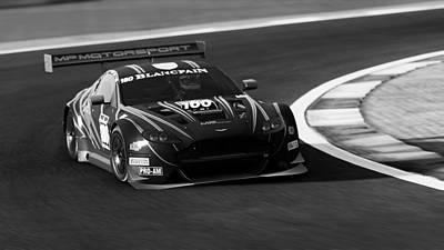 Photograph - Aston Martin Vantage Gt3 - 38 by Andrea Mazzocchetti