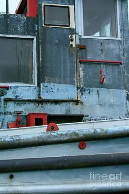 Photograph - Astoria Ship by Suzanne Lorenz
