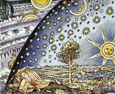 Photograph - Astrology, 16th Century by Granger