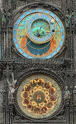 Photograph - Astronomical Hours by Sharon Popek