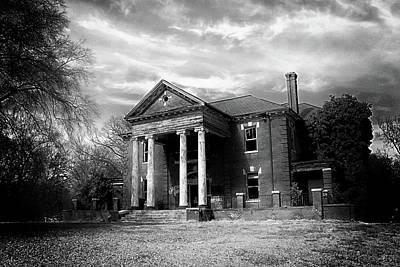 Photograph - Asylum by Jessica Brawley
