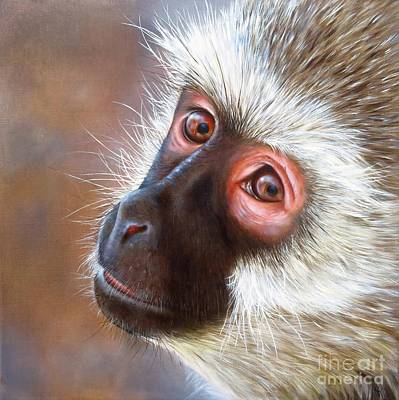 Painting - At A Glance by Nanda Hoep