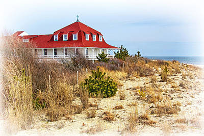 Photograph - At Cape May Point by Carolyn Derstine