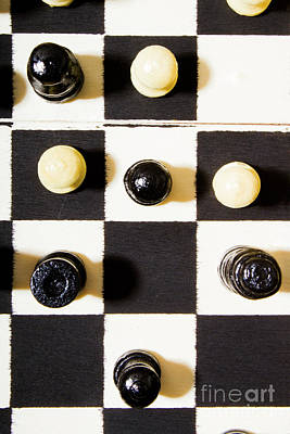 Play Photograph - At Chequered Play by Jorgo Photography - Wall Art Gallery