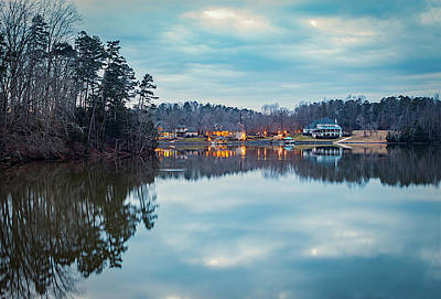 Photograph - At Home On The Lake by Ant Pruitt