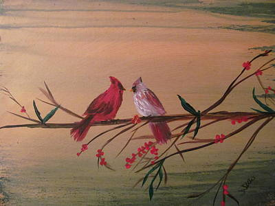 Painting - At Last by Susan Snow Voidets