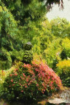 Photograph - At Minter Gardens by Eva Lechner