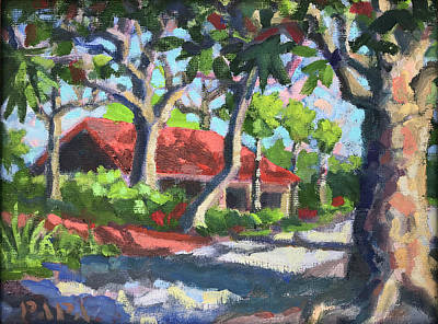 Painting - At Old Floresta 2018 by Ralph Papa