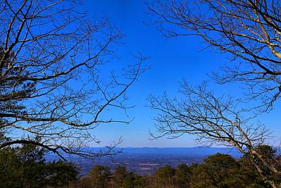 Photograph - At Pilot Mountain by Kathryn Meyer