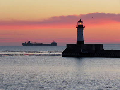 Duluth Photograph - At Rest by Alison Gimpel