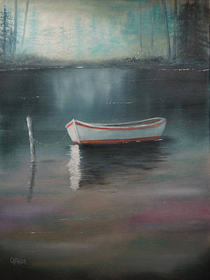 Painting - At Rest by Chris Fraser
