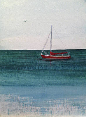 Painting - At Rest by Wendy Shoults