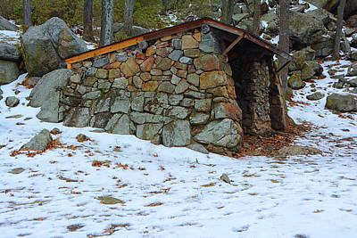 Photograph - At Shelter In Harriman State Park by Raymond Salani III