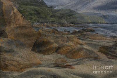 Photograph - At Stewart Island by Nareeta Martin