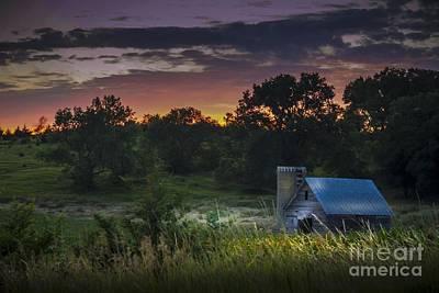 Lisa Phillips Photograph - At Sundown by Lisa Phillips