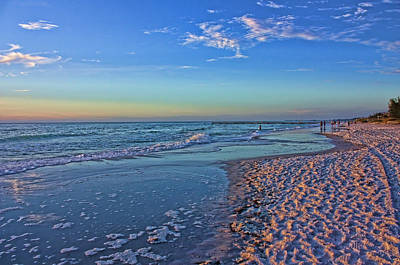 Photograph - At The Beach 2 by HH Photography of Florida