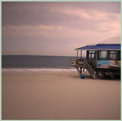 At The Beach Original by Desline Vitto