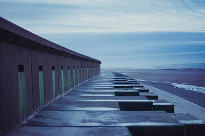 Photograph - At The Beach by Nick Barkworth