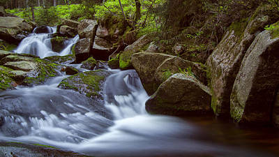 Photograph - at the Bodefalls  by Andreas Levi