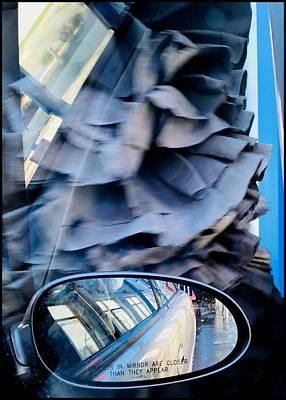 Photograph - At The Car Wash 10 by Marlene Burns