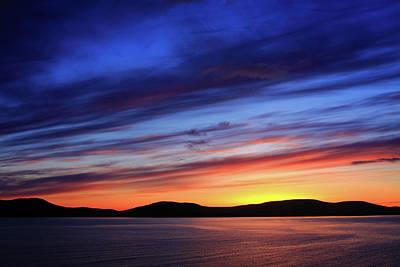 Photograph -  Closing Of The Day by Aidan Moran