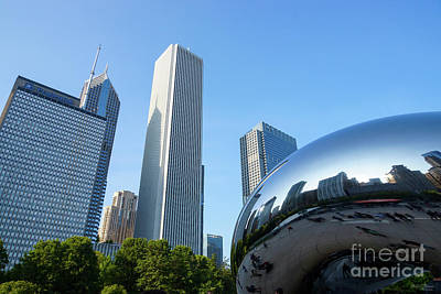 Photograph - At The Cloud Gate by Jennifer White