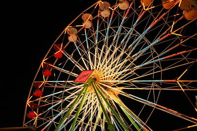 Photograph - At The County Fair by Joe Kozlowski