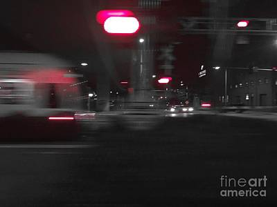 Photograph - At The Crossing by Jenny Revitz Soper