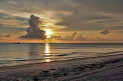 Photograph - At The End Of The Day by HH Photography of Florida