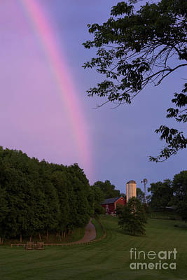 Photograph - At The End Of The Rainbow by Nicki McManus
