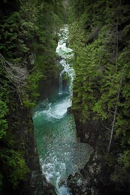 Photograph - Wonderful Waterfall by Crystal Hoeveler