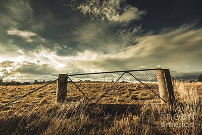 At The Gates Print by Jorgo Photography - Wall Art Gallery