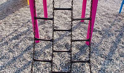 Photograph - At The Playground by Ethna Gillespie