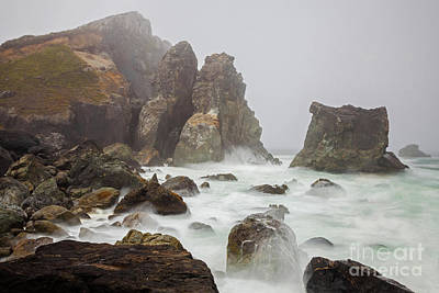 Photograph - At The Point by Mark Alder