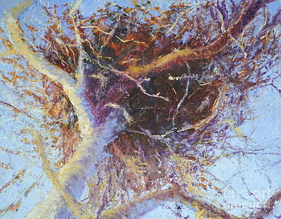 Wall Art - Painting - At The Rookery - Spacious Summer Rental by Patrice Murphy
