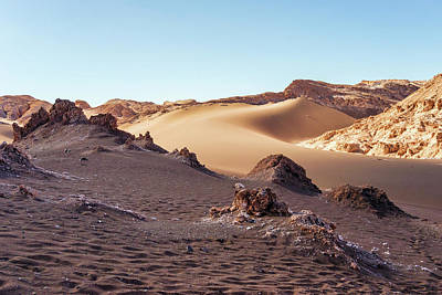 Photograph - Atacama Sand by Kent Nancollas