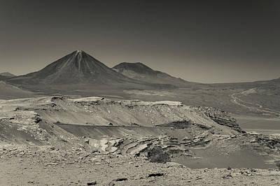 Photograph - Atacama Volcano by Kent Nancollas