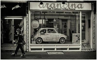 Photograph - Atancina by Stewart Marsden