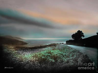 Photograph - Atardecer by Alfonso Garcia