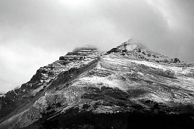 Photograph - Athabasca Glacier No. 3-2 by Sandy Taylor
