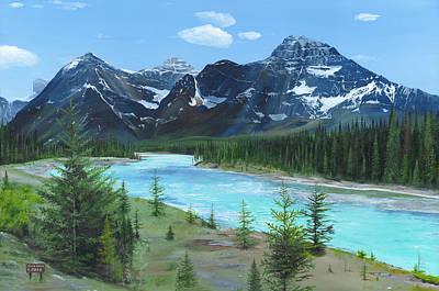 Athabasca River Original