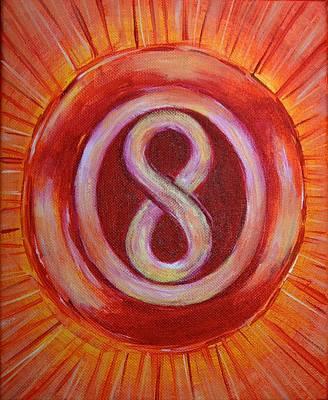 Painting - Athena Essence by Tara Moorman